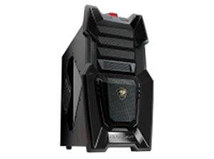 Gabinete COUGAR CHALLENGER BLACK MID TOWER - 106HM60.0020