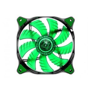 Case Fan Cougar CFD 120 LED VERDE - 3512025.0094