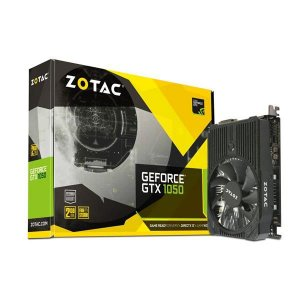 Placa de Video ZOTAC GEFORCE GTX 1050 2GB MINI DDR5 128 BITS - ZT-P10500A-10L