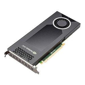PLACA DE VIDEO PNY QUADRO NVS 810 4GB DDR3 128 BITS - VCNVS810DP-PB
