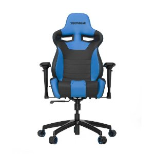 Cadeira Gamer VERTAGEAR SERIES RACING S-LINE SL4000 PRETO E AZUL - VG-SL4000_BL