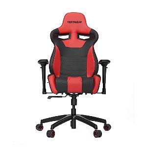 Cadeira Gamer VERTAGEAR SERIES RACING S-LINE SL4000 PRETO E VERMELHO - VG-SL4000_RD