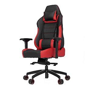 Cadeira Gamer VERTAGEAR SERIES RACING P-LINE PL6000 PRETO E VERMELHO - VG-PL6000_RD