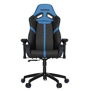 Cadeira Gamer VERTAGEAR SERIES RACING S-LINE SL5000 PRETO E AZUL - VG-SL5000_BL