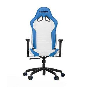 Cadeira Gamer VERTAGEAR SERIES RACING S-LINE SL2000 BRANCA E AZUL - VG-SL2000_WBL