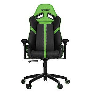 Cadeira Gamer VERTAGEAR SERIES RACING S-LINE SL5000 PRETO E VERDE - VG-SL5000_GR