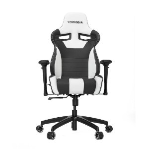 Cadeira Gamer VERTAGEAR SERIES RACING S-LINE SL4000 PRETO E BRANCO - VG-SL4000_WT