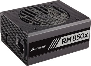 Fonte Corsair ATX 850W RM850X FULL-MODULAR 80PLUS GOLD CP-9020093-WW - CORSAIR