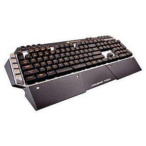 Teclado Mecânico Gamer COUGAR 700K Swtich Blue  ABNT2 - 37700M3SB.0004