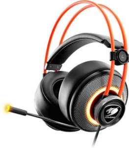 Headset Gamer Cougar IMMERSA PRO - 3H700U50B.0001