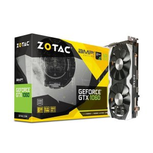 Placa De Video Zotac Geforce GTX 1060 6GB AMP ED DDR5 192BITS ZT-P10600B-10M
