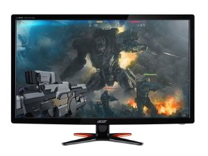 "Monitor Gamer Acer 24"" LED 1920X1080 WIDE HDMI VGA DVI VESA 144HZ"