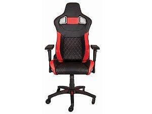 Cadeira Gamer Corsair T1 RACE PRETA/VERMELHA