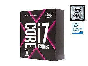 Processador Intel Quad Core I7-7740X 4.30GHZ 8MB CACHE S/COOLER LGA 2066