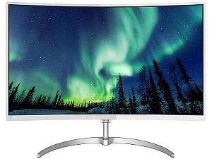 "Monitor Philips 27"" LED 1920X1080 WIDESCREEN VGA HDMI"