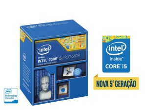 Processador Intel Core I5 5675C 3.10GHZ 4M CACHE BROADWELL 5GERACAO LGA 1150 BX80658I55675C