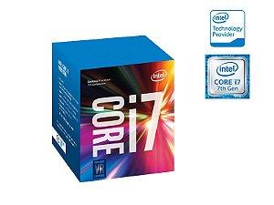 Processador Intel Core I7-7700 3.60GHZ 8MB CACHE GRAF HD KABYLAKE 7GER LGA 1151 BX80677I77700
