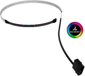 Fita de LED Rise Mode para Gabinete 1,25m RGB