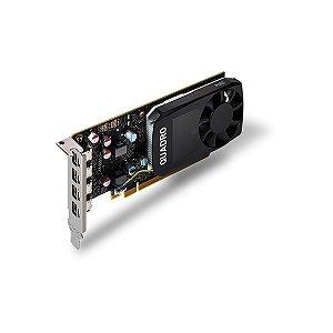 Placa Quadro Nvidia P600 2GB GDD5 128 BITS VCQP600-PORPB