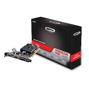 Placa de Video XFX GPU R5 230 2GB CORE RADEON 128BITS DDR3 650M XFX R5-230A-CLF2