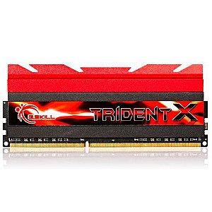 Memoria G.SKILL TRIDENT X 16GB (4X4GB) 240P D3 2400 (19200) F3-2400C10Q-16GTX