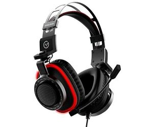 Headset Gamer G530 Element G 7.1 Led Vermelho P2