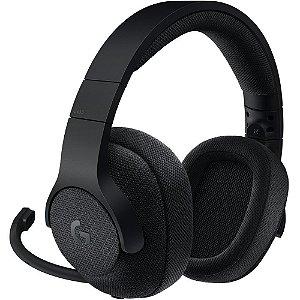 Headset Gamer Logitech G433 7.1 Preto