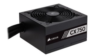 Fonte Corsair ATX 750W CX750 80 PLUS BRONZE 12V CP-9020123-WW