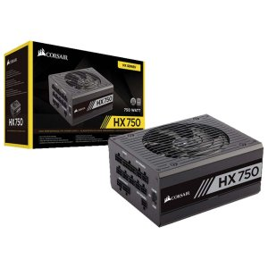 FONTE ATX 750W HX750 80PLUS PLATINUM - CP-9020137-WW - CORSAIR