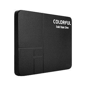 "SSD Colorful 320GB Sata III 2,5"" - Desktop Notebook e Ultrabook"