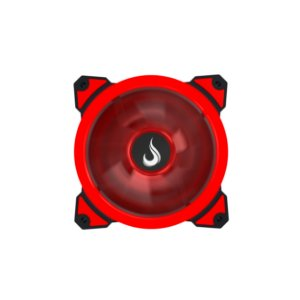 Case Fan Rise Galaxy G1 S-LED Vermelho