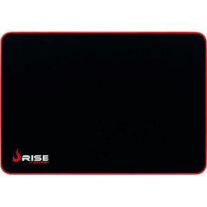 Mousepad RiseMode  ZERO VERMELHO GRANDE RG-MP-05-ZR