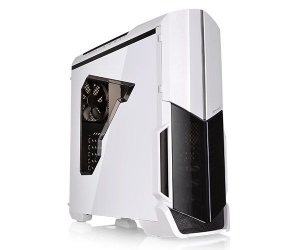 Gabinete Thermaltake TT VERSA N21 SNOW CASE WITH WINDOW SGCC CA-1D9-00M6WN-00