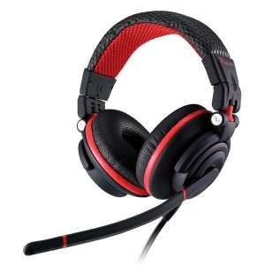 Headset Gamer Thermaltake TT SPORTS DRACCO CAPTAIN HT-DRC009ECRE