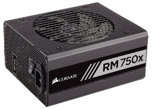 Fonte Corsair ATX 750W RM750X Full-Modular 80PLUS GOLD CP-9020179-WW