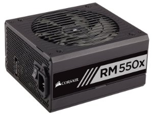 Fonte Corsair ATX 550W RM550X Full-Modular 80PLUS GOLD CP-CP-9020177-WW
