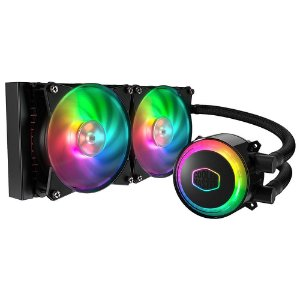 Water Cooler Cooler Master MasterLiquid ML240R RGB Endereçavel MLX-D24M-A20PC-R1