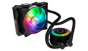 Water Cooler Cooler Master MasterLiquid ML120R RGB Endereçável MLX-D12M-A20PC-R1