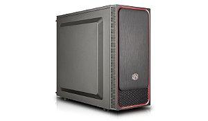 Gabinete Cooler Master Masterbox E500L Red Metal - MCB-E500L-KN5N-S01