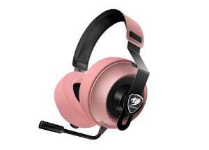 Headset Gamer Cougar Phontum Essential Rosa - 3H150P40P.0001