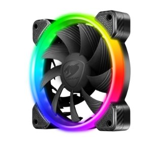 Case Fan Cougar Vortex FCB 120 RGB - 3MFCB120.0001