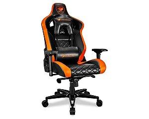 Cadeira Gamer Cougar Armor Titan, Preto/Laranja - 3MATTNXB.0001