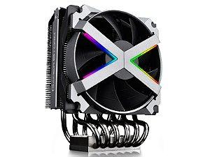 Air Cooler Processador Deepcool Fryzen, RGB, AMD - DP-GS-MCH6N-FZN-A