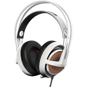 Headset Gamer Steelseries Siberia 350 WHITE