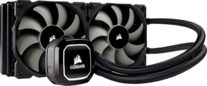 Water Cooler COrsair H100X  240MM - CW-9060040-WW