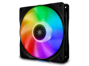 Cooler Fan DeepCool CF 120 -  DP-FA-RGB-CF120-1