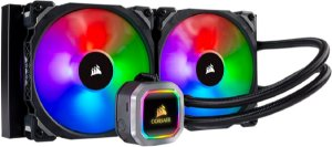 Water Cooler Corsair H115I - RGB 280MM - PLATINIUN - CW-9060038-WW