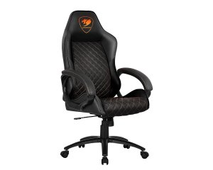 Cadeira Gamer Cougar Fusion Black - 3MFUBNXB.0001