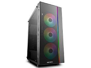 Gabinete Gamer Deepcool Matrexx 55 RGB 3F - DP-ATX-MATREXX55-AR-3F