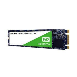 SSD WD Green 240GB M.2 Leitura 545MB/s - WDS240G2G0B